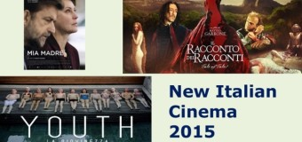 New Italian Cinema 2015 San Francisco (11-15 November)