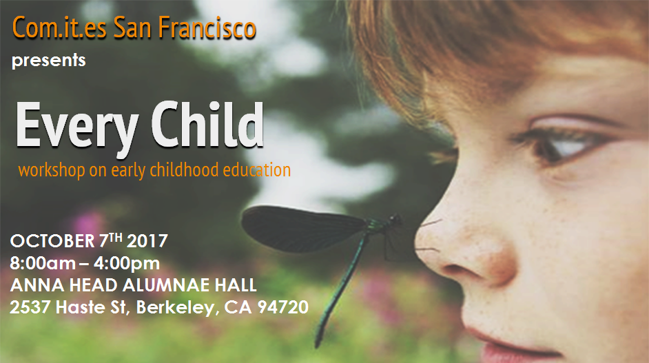 Every Child – Workshop on early childhood education