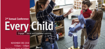 Every Child Conference 2nd edition                                      Engage – Social and Emotional Learning