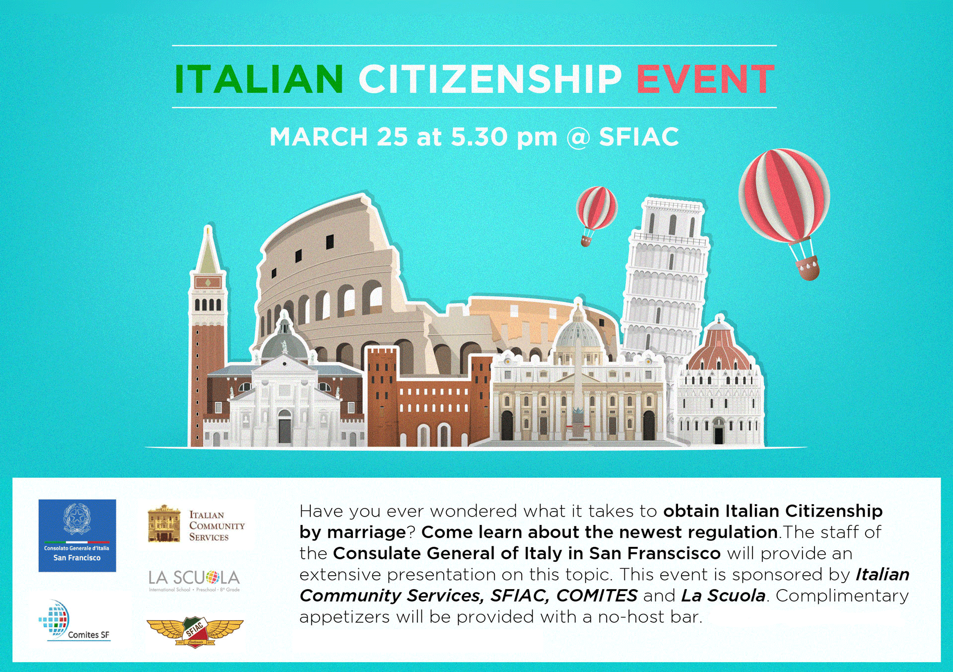 Newest regulation about the Italian Citizenship