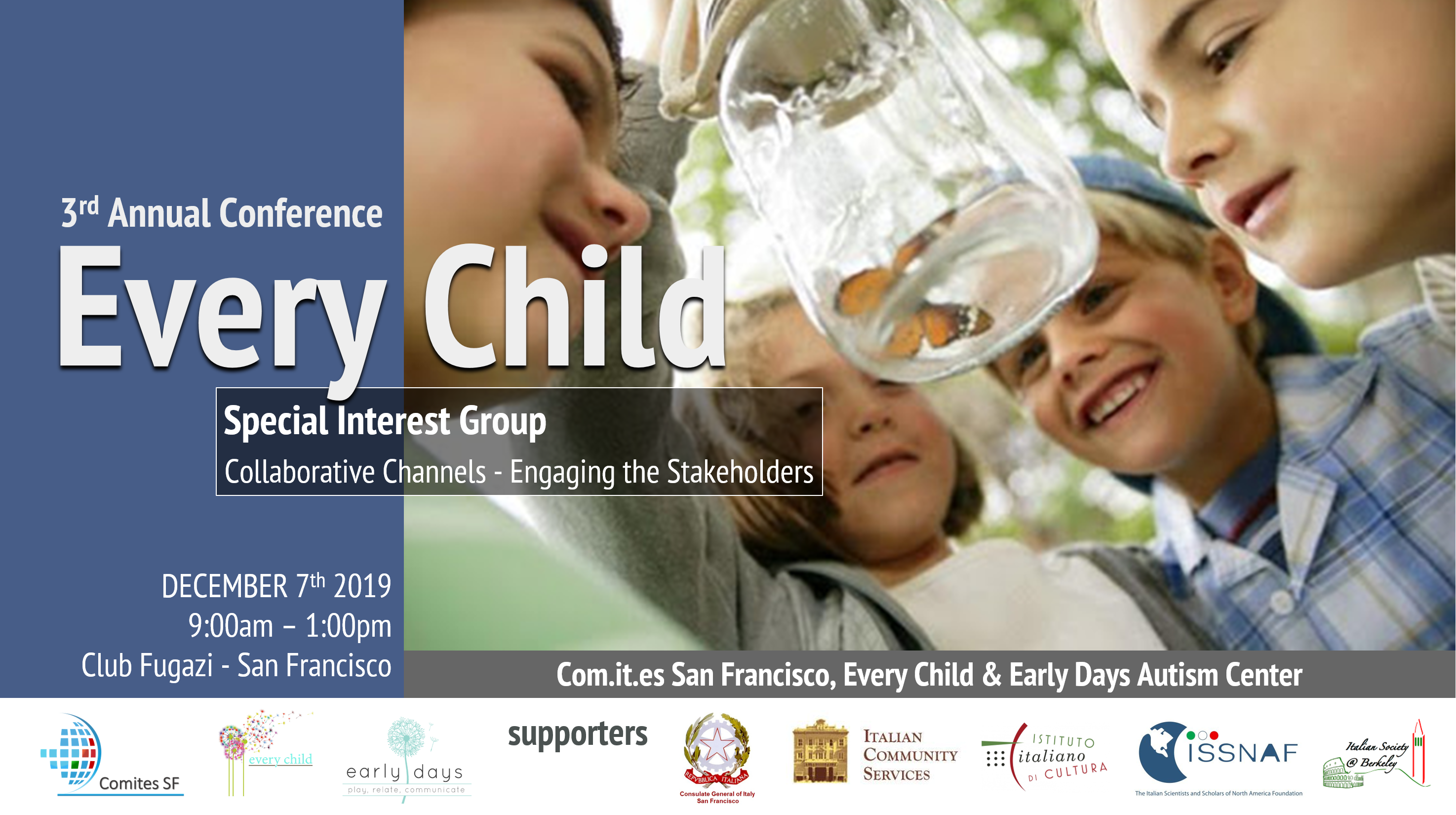 Every Child Conference 2019 – 3rd Edition