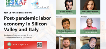Post-pandemic labor economy in Silicon Valley and Italy